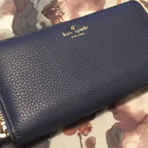 🆕 NWT Kate Spade lacey cobble hill wallet